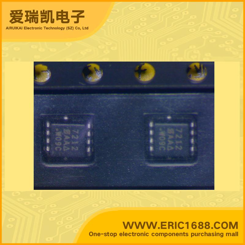 双N沟道30-V(D-S)的MOSFET 特点 •无卤素根据IEC 61249-2-21定义 •100%的Rg测试 •节省空间优化快速切换 •符合RoHS指令2002/95/EC 应用 •同步整流 •中间驱动程序