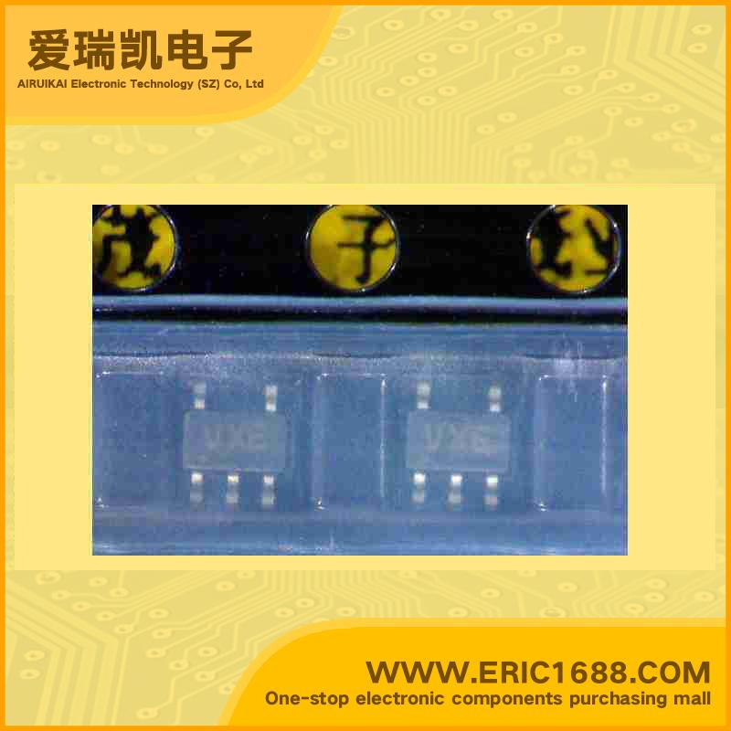 2输入与门 开漏输出;特性 高速:TPD =4.3 ns(典型值)@ VCC=5.0 V 内部功耗:ICC=1uA(最大值)@ TA= 25°C 掉电保护的输入端 引脚和功能兼容与其他标准逻辑系列 芯片的复杂度:晶体管数=62;等效门= 16