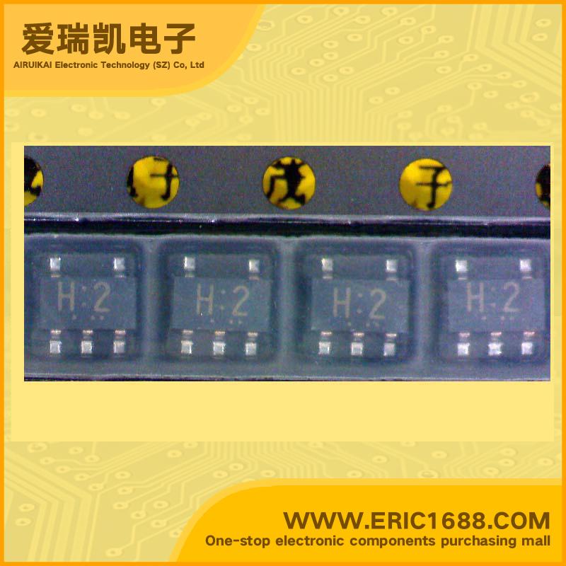 集成电路ic 与门 tc7sh08f sot-153/smv marking/标记 h2